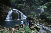 Mugeolli Falls