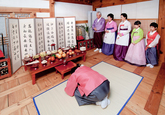Chuseok Jesa_Korean Thanksgiving Day Ancestral Rites