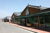 Gokseong Train Village Traditional Market