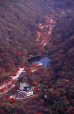Mt. Naejangsan in Autumn 