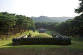Saneung Royal Tomb, Queen Jeongsun