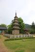 Five-storied Brick Pagoda at Songrimsa Temple