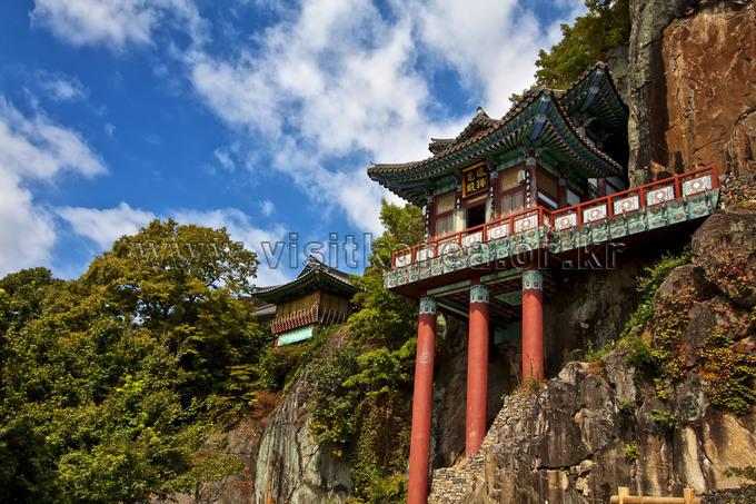 Saseongam Hermitage in Gurye