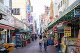 Busan Seomyeon Local Food Street
