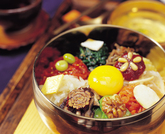 Food, Bibimbap..