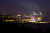 Night View of Incheondaegyo Bridge