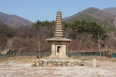 Jeonghyesa Temple Thirteen-Storied Stone Pagoda