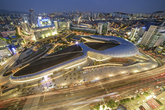 Dongdaemun Design Plaza Lighting up a City