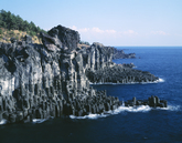 Jusangjeolli Cliff 