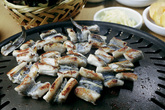 Bungjangeo Gui (Grilled Sea Eel), Food