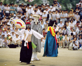 Gangryeong Mask Dance