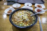 Jeonju Kongnamul Gukbap(Jeonju-style Bean Sprout and Rice Soup)