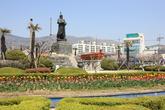 Statue of Admiral Yi Sunsin