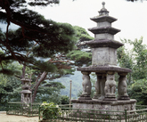 Hwaeomsa Temple in Guryeo
