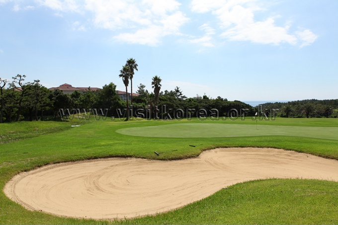 Jungmun Country Club