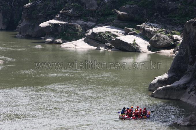 Cheolwon Hantangang River