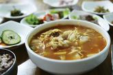 Gomchitguk(Moray Eel Soup)