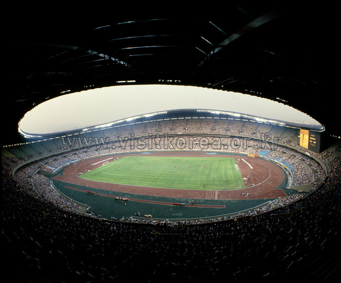 Seoul Olympic Main Stadium