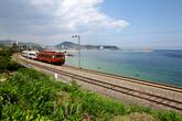 동해 바다열차