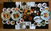 Hanjeongsik-Korean Food Tabling