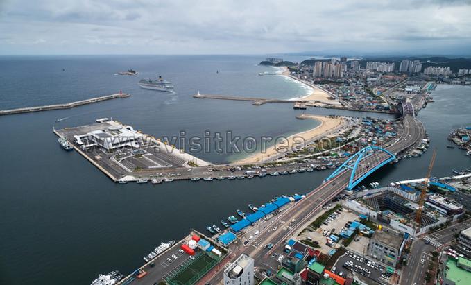 Sokcho Port International Cruise Terminal