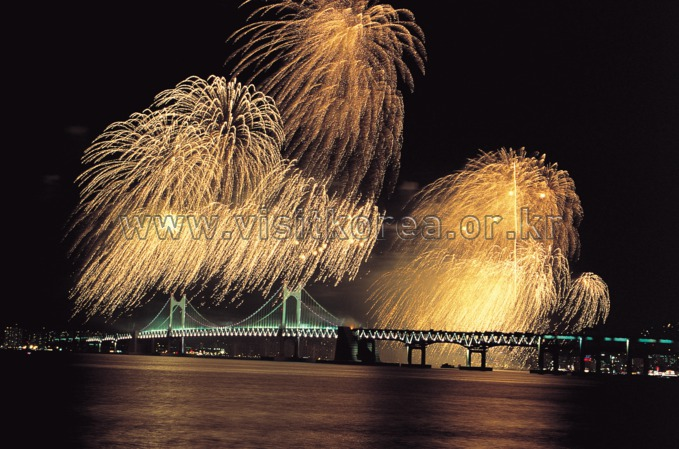 Busan Fireworks Festival 