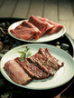 Galbi Gui (Grilled Beef Ribs), Food