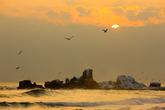 Sunrise at Gonghyeonjin Beach