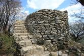 남해금산봉수대