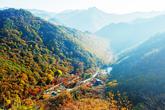 Naejangsan Mountain