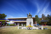 Memorial Hall of Sejongdaewang, Hangeul,