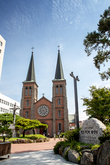 Daegu Gyesan Catholic Church