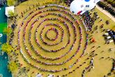 Ganggangsullae Circle Dance