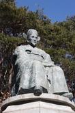 Statue of Myeonam Choiikhyun