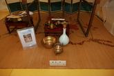 Jele(Food setting to honor the memory of deceased ancestors)