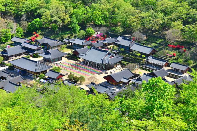 Spring of Songgwangsa Temple