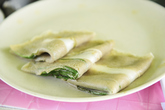 Memiljeonbyeong(Buckwheat Crepe)