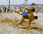 Korean Wrestling (Ssireum)