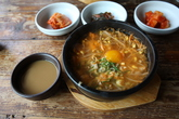 Jeonju Bean sprouts Rice Soup