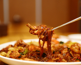 Andong Jim dak (Steamed Chicken)