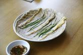 jeonbyeong(Buckwheat Crepe)