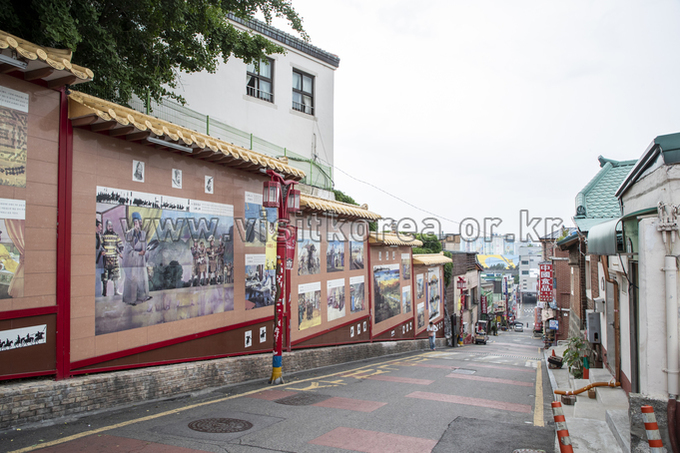 Incheon Chinatown