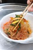 Bibim Cellophane noodle
