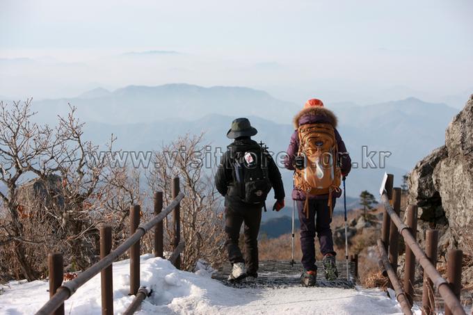 Deogyusan Mountain National Park
