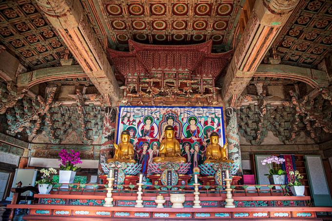 Mihwangsa Temple