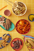 Bunsik(Street Food)