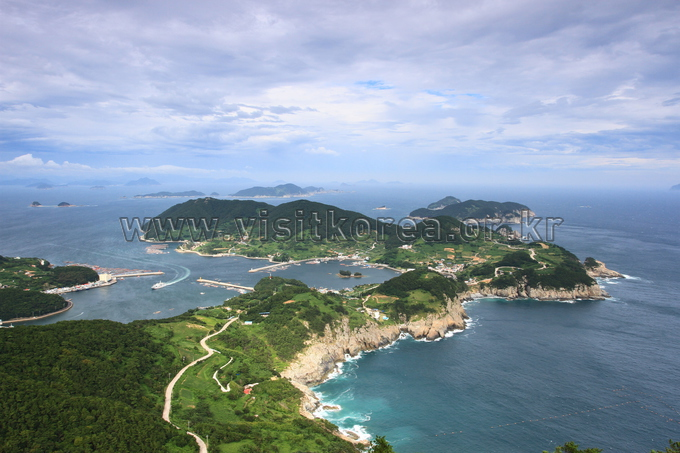 Yokjido Island