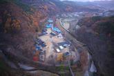 Juwangsan Mountain
