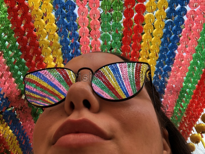 Through My Sunglasses