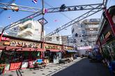 Daegu Pyeonghwa Market Dakttongjip Alley